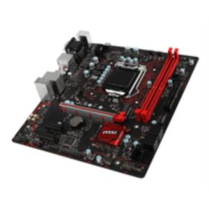 PLACA INTEL CORE i3/i5/i7 MSI B250M GAMING PRO SK1151 DDR4 PCX3.0 MATX HDMI DVI
