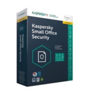 ANTIVIRUS KASPERSKY SMALL OFFICE SECURITY V5 5 PCs + 1 SERVIDOR ESPAÑOL 1 AÑO