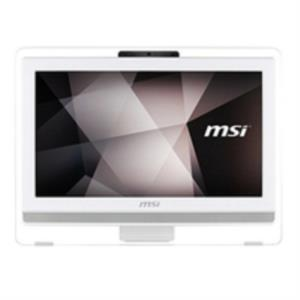 "ALL IN ONE MSI PRO 22ET 4BW-044EU N3160 1.6GHZ/4GB DDR3/1TB/19.5"" TACTIL/W10/BLANCO"