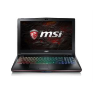 "PORTATIL MSI GE62 7RE-213ES CORE I7 7700HQ 2.8GHZ/16GB DDR4/1TB+256SSD/GEFORCE GTX1050TI 4GB/15,6""/W10"