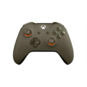 GAMEPAD XBOX ONE EDICION LIMITADA VERDE MILITAR WIRELESS