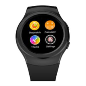 ELEMENTS SMARTWATCH STEEL SPORT BLACK
