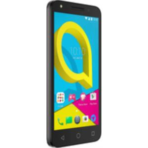 "TELEFONO MOVIL LIBRE ALCATEL U5 5""/4G/QUAD CORE 1,1GHZ/1GB/8GB/ANDROID 6.0/BLANCO-GRIS"
