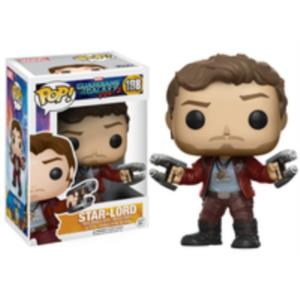 POP - GUARDIANS OF THE GALAXY STAR LORD (MIX TAPE)