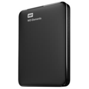 "DISCO DURO EXTERNO 1TB WESTERN DIGITAL ELEMENTS 2.5"" USB 3.0"
