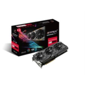TARJETA GRAFICA 8GB AMD ASUS RX 580 STRIX GAMING O8G PCX3.0 DDR5 HDMI-DPORT