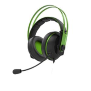 AURICULARES + MICRO ASUS CERBERUS V2 GREEN PC/PS4/XONE