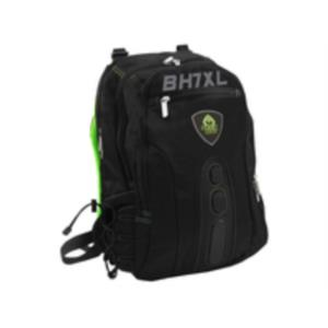 "MOCHILA GAMING 17"" KEEP OUT BK7G XL NEGRO-VERDE"