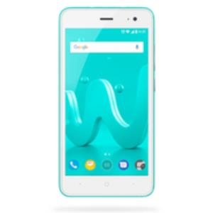 "TELEFONO MOVIL LIBRE WIKO JERRY2 5""IPS/QUAD CORE 1.3GHZ/1GB/16GB/ANDROID 7.0/TURQUESA"