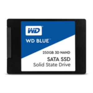 "DISCO DURO 250GB 2.5"" WD SSD SATA3 BLUE 3D"