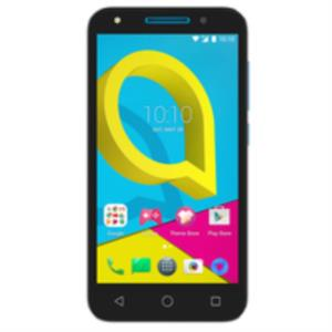 "TELEFONO MOVIL LIBRE ALCATEL U5 5""/QUAD CORE 1,3GHZ/1GB/8GB/ANDROID 7.0/NEGRO-AZUL"