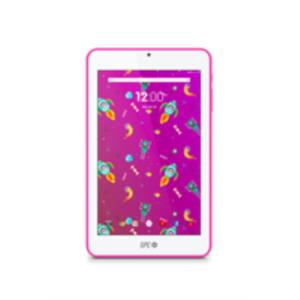 """TABLET SPC FLOW 7""""IPS/1GB RAM/8GB/QUAD CORE A64 1,0GHZ/ANDROID 7.0/ROSA"""