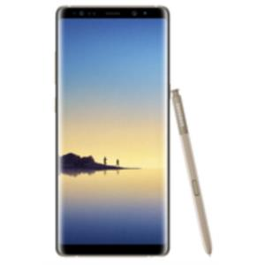 """SAMSUNG GALAXY NOTE 8 6.3""""/4G/OCTA CORE 2.3GHZ/6MB RAM/ANDROID 7.1/ORO"""