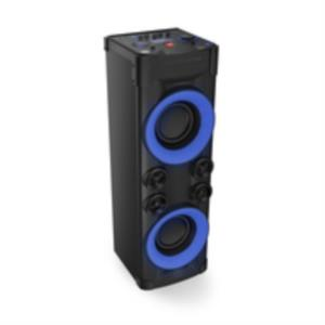 TORRE DE SONIDO ENERGY SYSTEM PARTY 6 2.1 MP3 BLUETOOTH NEGRO + MICROFONO