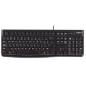 TECLADO LOGITECH K120 FOR BUSINESS OEM NEGRO