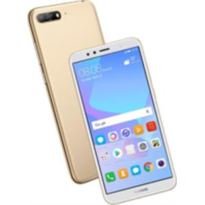 "TELEFONO MOVIL LIBRE HUAWEI Y6 2018 5.7"" IPS/4G/QUAD CORE 1.4GHZ/2GB RAM/16GB/ANDROID 8.0/ORO"