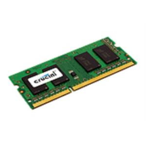 MEMORIA PORTATIL 4 GB DDR3L 1600 CRUCIAL CL11