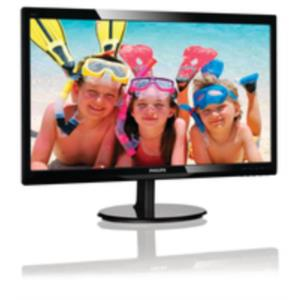 "MONITOR 24"" PHILIPS 246V5LHAB/00 LED 1920 X 1080 HDMI/VGA MULTIMEDIA"