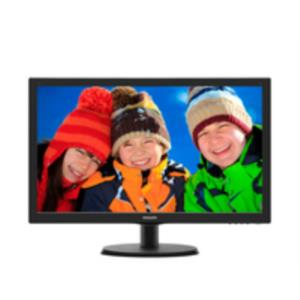 "MONITOR 21.5"" PHILIPS 223V5LSB2 LED 1920X1080 VGA NEGRO"