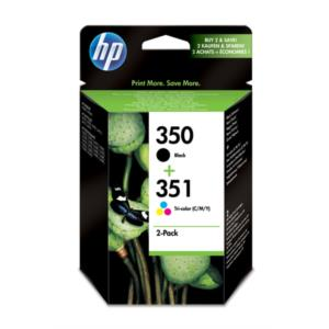 PACK COMBO HP 350/351