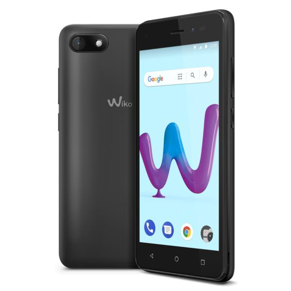 "TELEFONO MOVIL LIBRE WIKO SUNNY3 5""/QUAD CORE 1.3GHZ/8GB/512MB/ANDROID 8.0/ANTRACITA"