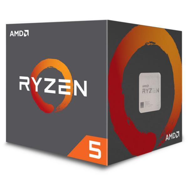 PROCESADOR AMD RYZEN 5 1400 3.4GHZ SKT AM4 65W