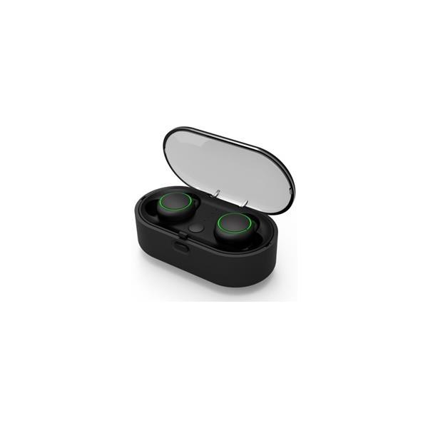 AURICULARES BLUETOOTH NETWAY BUTTON 2 NEGRO