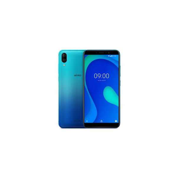 "TELEFONO MOVIL LIBRE WIKO Y80 5.99"" IPS/4G/OCTA CORE 1.6GHZ/2GB/16GB/ANDROID 9.0/TURQUESA"