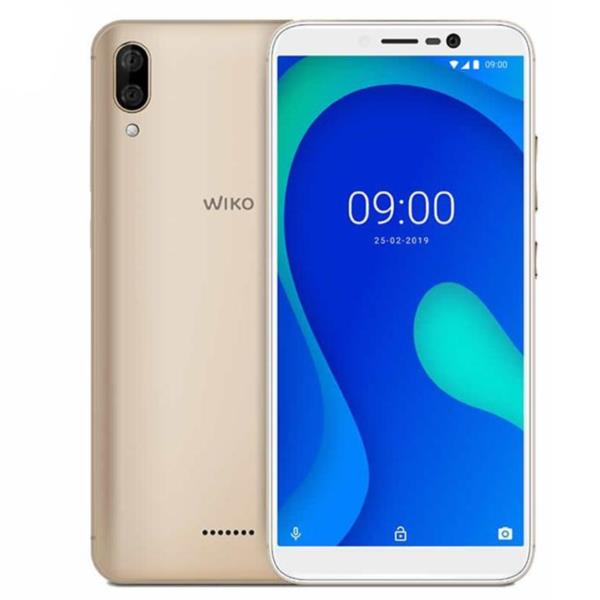 "TELEFONO MOVIL LIBRE WIKO Y80 5.99"" IPS/4G/OCTA CORE 1.6GHZ/2GB/16GB/ANDROID 9.0/ORO"