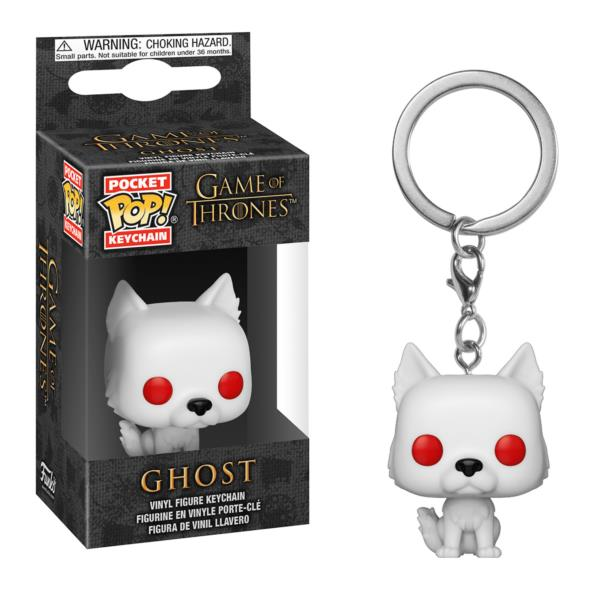 POP - LLAVERO GAME OF THRONES GHOST