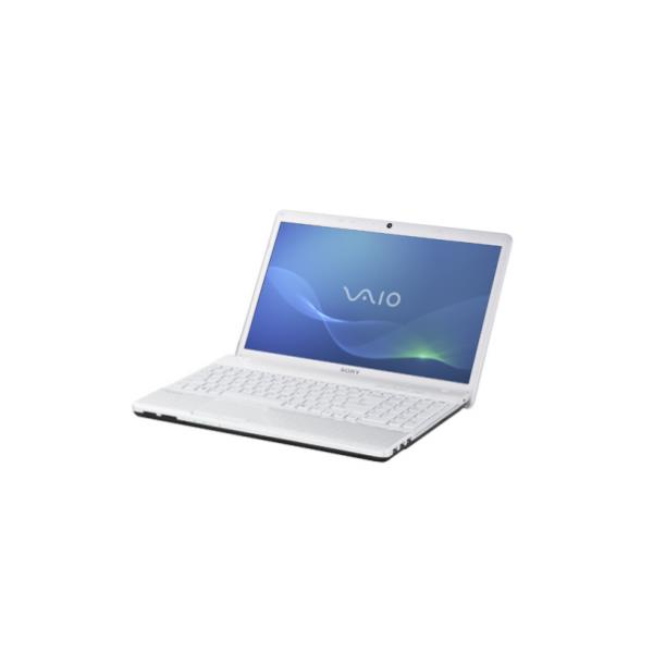 "PORTATIL SONY VPCEH2D0E/W.ES2 B950 2.1GHZ/4GB/500GB/15.6""/W7HP/BLANCO"