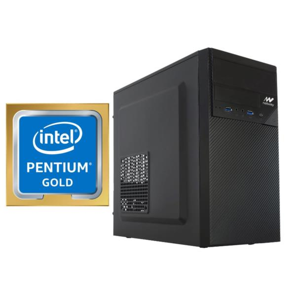 PC Sobremesa Netway Free Intel Pentium Gold G6400 4GHz 8GB 240GB - PCBox