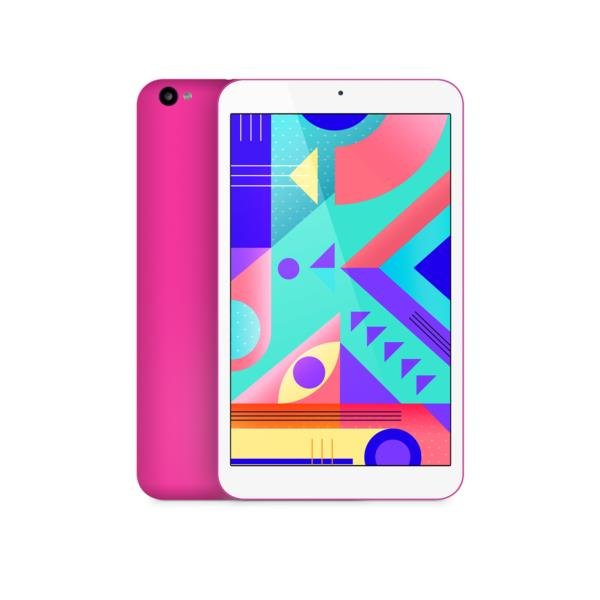"""Tablet SPC Lightyear 8"""" IPS Quad Core 2GB 32GB And10 Rosa 9746232P - PCBox"""
