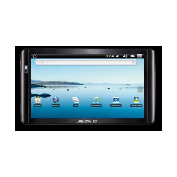 "TABLET ARCHOS ARNOVA 10/10.1"" LCD/4GB/ANDROID 2.1/WIFI"