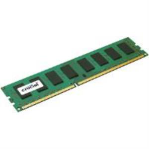 MEMORIA 2 GB DDR2 800 CRUCIAL CL5