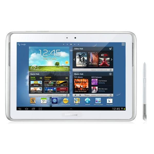 "TABLET SAMSUNG GALAXY NOTE N8000 10.1""/CAPACITIVA/3G/32GB/ANDROID 4.0/DUAL CORE 1.4GHZ/BLANCO"