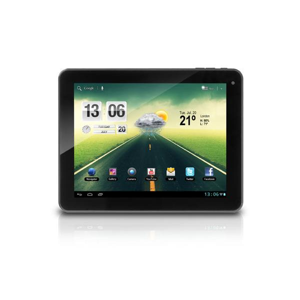"TABLET WOXTER TB26-099 85 IPS DUAL 8"" CAPACITIVA/8GB/ANDROID 4.1/WIFI/NEGRO"