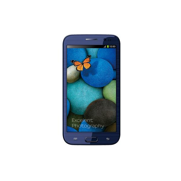 "TELEFONO MOVIL LIBRE WOXTER ZIELO Q30 5.3""/4GB/ANDROID 4.2/AZUL"