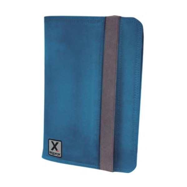 "FUNDA TABLET 7"" APPROX STAND AZUL"