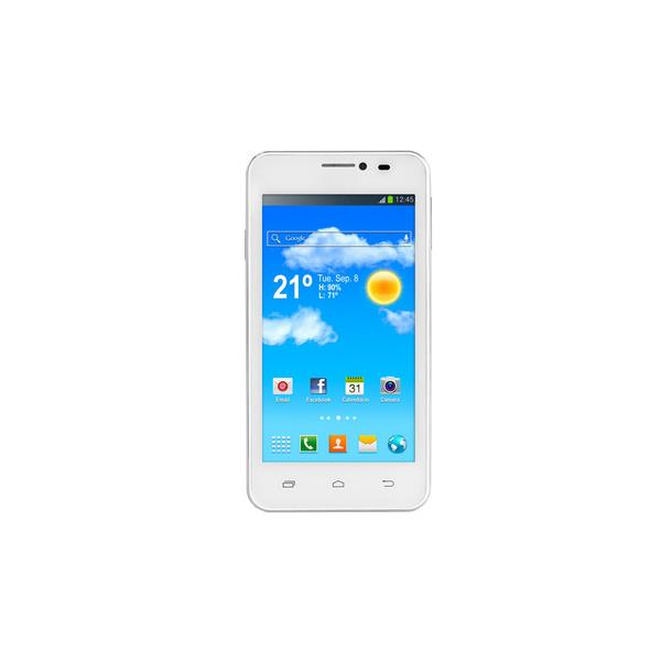 "TELEFONO MOVIL LIBRE WOXTER ZIELO D15 4.5""/4GB/ANDROID 4.2/BLANCO"