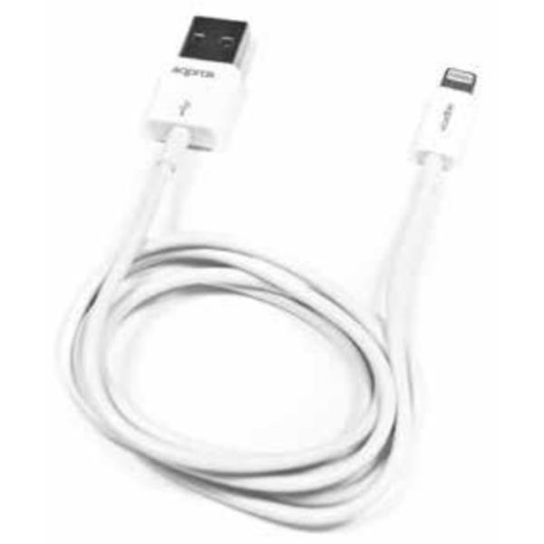 CABLE USB APPROX APPC03V2 COMPATIBLE APPLE LIGHTNING IPHONE5 S/C