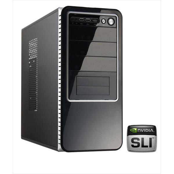 ORDENADOR INNOBO I7 2600K 8GB 2TB NVIDIA 2 GTX580 SLI REGRABADORA BLURAY WINDOWS 7 HOME PREMIUM 64B