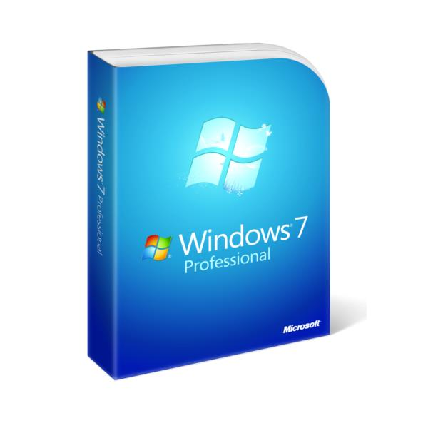 WINDOWS 7 PROFESSIONAL RETAIL PAQUETE COMPLETO 32/64 BITS