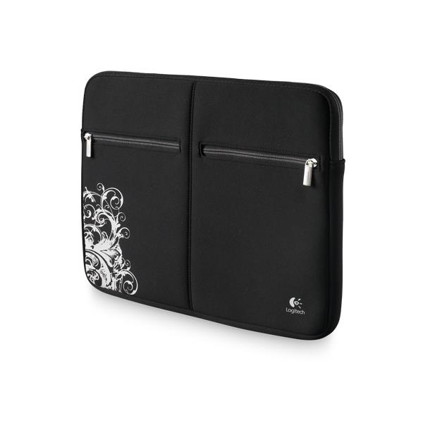FUNDA LOGITECH NOTEBOOK SLEEVE 15.6 NEGRO