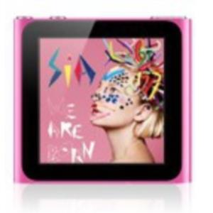 REPRODUCTOR MP3 IPOD NANO 16G ROSA