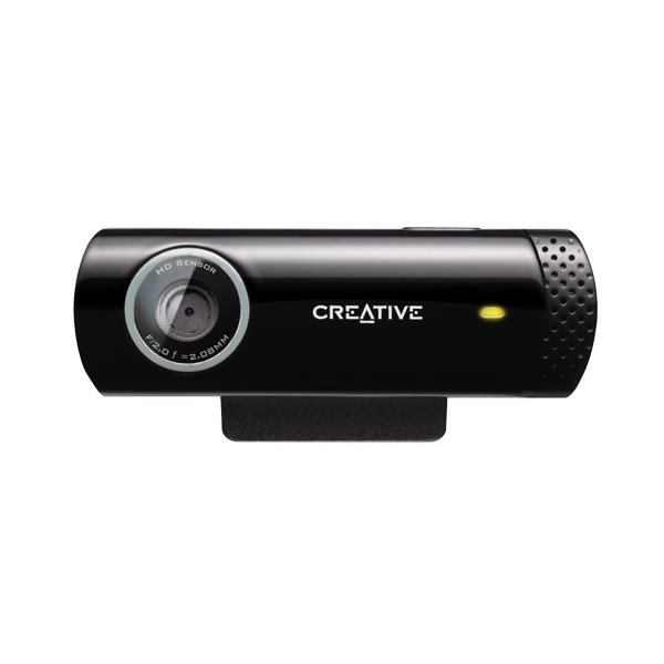 CAMARA WEBCAM CREATIVE 5.7MP LIVE CAM CHAT HD