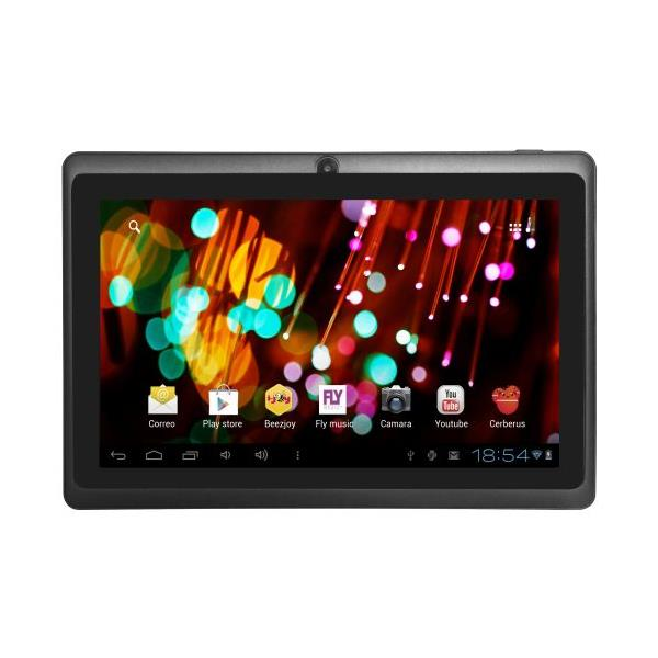 "TABLET I-JOY REBEL 7"" CAPACITIVA/4GB/ANDROID 4.0/CORTEX ARM A8 1.2GHZ"