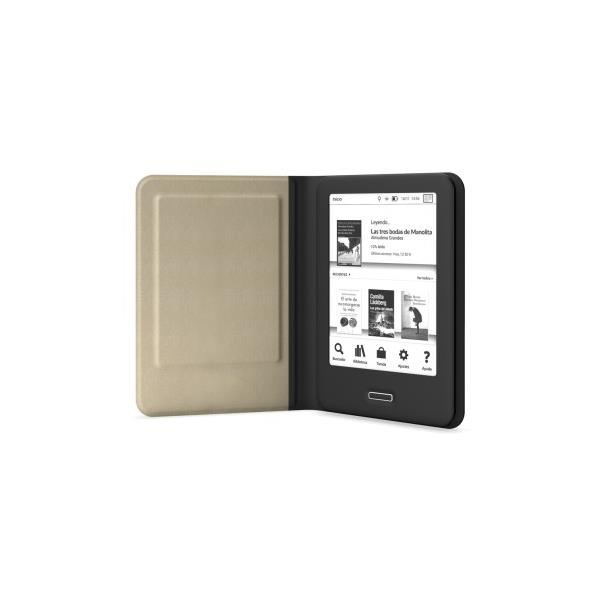 funda ebook bq cervantes galatea case negra beig pcbox