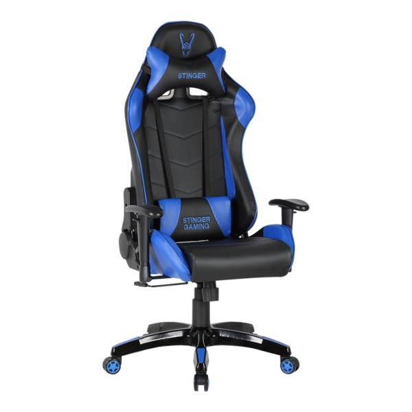 Silla gaming woxter stinger station azul pcbox for Silla gamer oferta