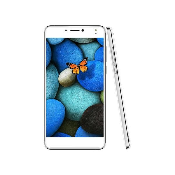 "TELEFONO MOVIL LIBRE INTEX AQUA S9 PRO 5.5"" HD/4G/QUAD CORE 1.3GH/16GB/2GB/ANDROID 6.0/BLANCO"